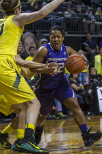 Duck defense takes step back in 91-69 loss to Huskies