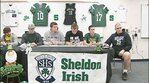 13 Sheldon student-athletes sign letters of intent