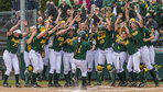 Softball: Ducks finish close game with 4-3 victory over NDSU