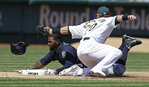 Mariners drop series finale against Athletics, 6-3