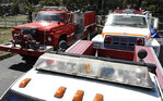 New Oregon fire district has trucks but no firefighters