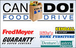 KVAL CAN DO! FOOD DRIVE: