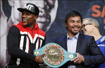 What will Mayweather and Pacquiao do the day of the fight?