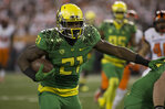 Oregon-Utah game a showcase for 2 of Pac-12's top RBs