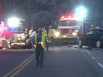 One dead in two-vehicle crash on Hwy 38 west of Elkton