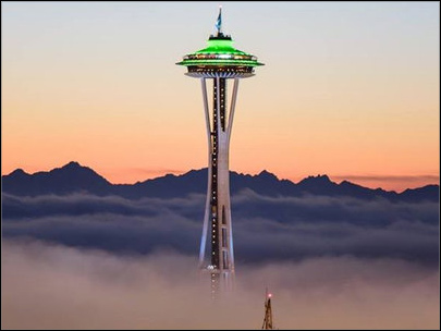Photos: Blanket of fog makes for dramatic beauty around Seattle