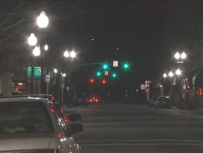 New lamps illuminate downtown Springfield