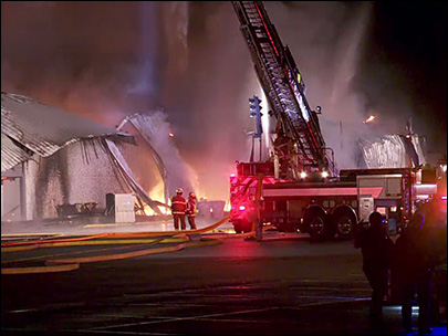 Donations top $170K in wake of fire at South Albany HS