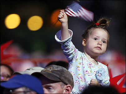 Highlights, lowlights as America celebrates the 4th of July