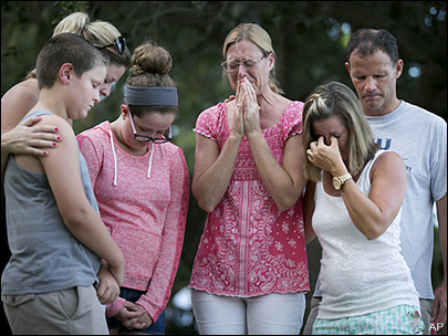 'Gut-wrenching' decision: Search for Fla. teens to be suspended