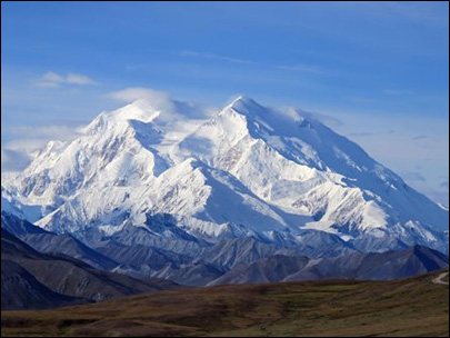 Obama renames Mount McKinley as Denali on eve of Alaska trip