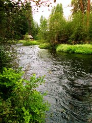 METOLIUS RIVER RE-VISITED