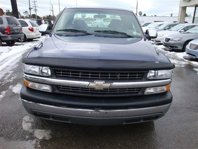 2002 Chevy extended pickup example