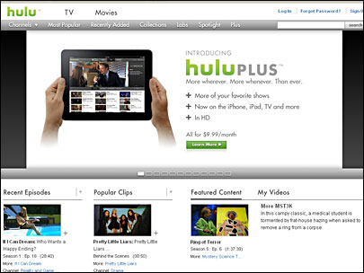 Report: Yahoo, pay-TV operators among Hulu bidders