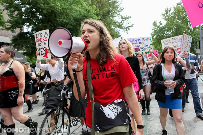 2012 Seattle SlutWalk