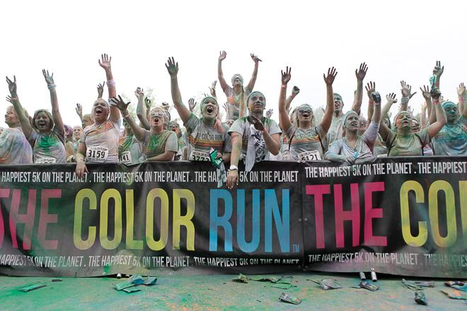 2013 Color Run Seattle