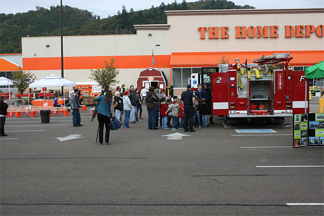 2013 Fire Prevention Week event (4)