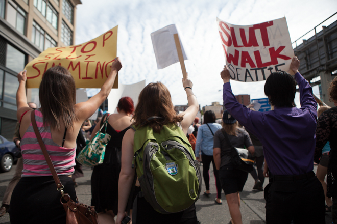 2013 SlutWalk Seattle