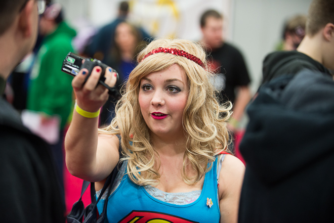 Wizard World: Portland Comic Con 2013 - Day 3