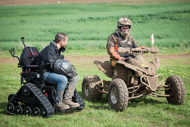 ATV Team Race - Eddieville Motorsports Park, Goldendale, Wash.