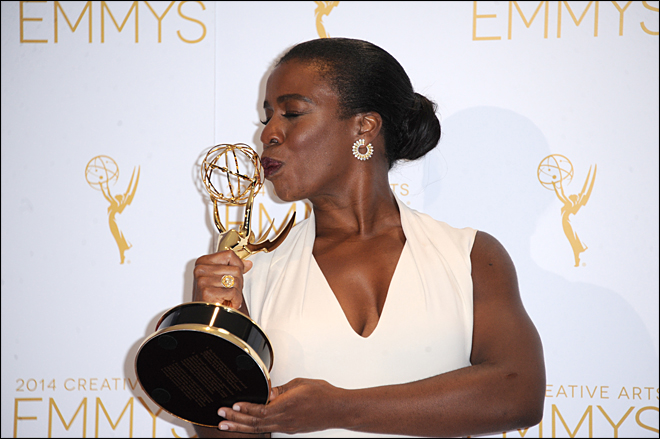 Aduba, Janney among creative arts Emmy winners