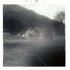 1964 flood Roseburg
