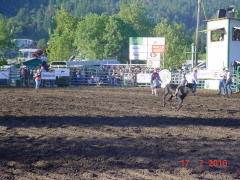 SOUTHERLIN STAMPEDE RODEO