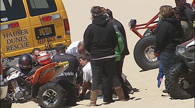 3 crashes in 90 minutes at Oregon Dunes July 13 (10)