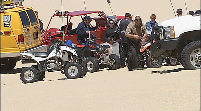 3 crashes in 90 minutes at Oregon Dunes July 13 (8)