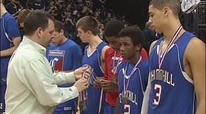 Lancers lose to Jefferson in 5A title game
