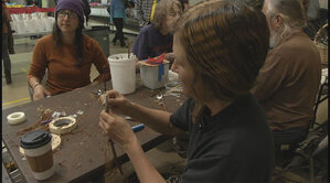 Gardeners off to a good start at Propogation Fair
