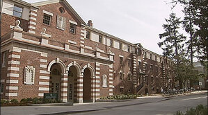 Renovations nearly complete on historic Oregon campus hall