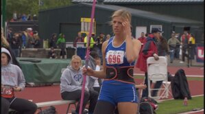 UO commit Crouser wins 4th javelin title