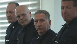 Springfield Police add rank of lieutenant to force