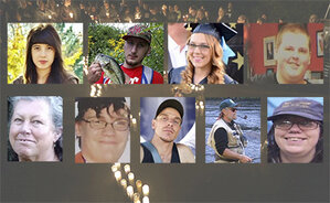 #UCCstrong: Remembering the nine people who lost their lives
