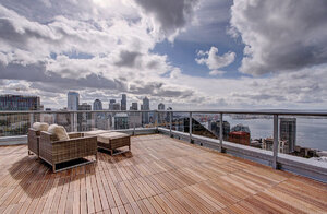 New downtown Seattle penthouse rents for $9,500 a month