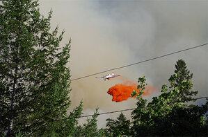 Level-1 'soft evacuation' for Cable Crossing Fire in place