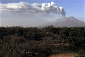 Volcano still active, but Chile no longer expects 3rd blast