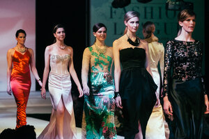Photos: 2014 Art Institute of Seattle Fashion Show