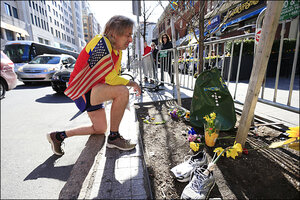 Boston race makes room for those affected by bombs