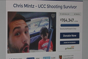 #UCCStrong: Organizations receive thousands in donations for victims