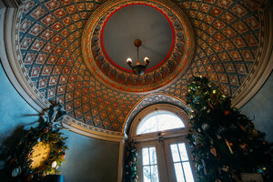 Photos: Pittock Mansion at the holidays