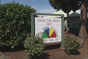 Rain reduces fire restrictions in Western Oregon