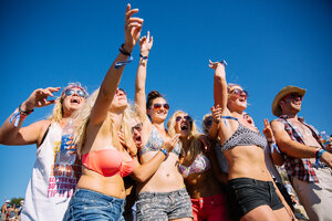Photos: Watershed Music Festival kicks off at the Gorge