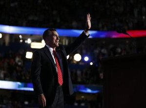 Watch: Mitt Romney&apos;s speech from the Republican National Convention