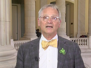 Connect To Congress: Rep. Blumenauer on gun control, #UCCshooting