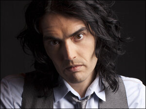 Russell Brand named one of the world's greatest thinkers