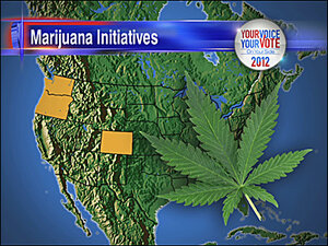 &apos;Your Voice, Your Vote:&apos; Legalizing marijuana in Wash.