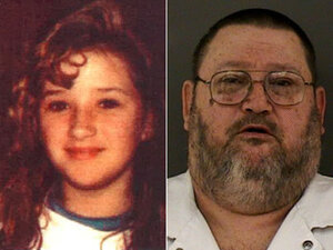 Convicted murderer charged with teen's 1990 slaying
