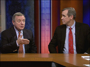 &apos;Your Voice, Your Vote&apos; Sens. Dick Durbin, Jeff Merkley
